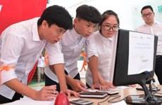 Les Vietnamiens brillent aux Olympiades d'informatique d'Asie-Pacifique 2016