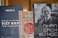 L'historien Phan Huy Lê honoré par L'École française d'Extrême-Orient (EFEO)
