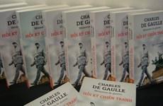 Publication : les Mémoires de guerre de Charles de Gaulle racontés en vietnamien