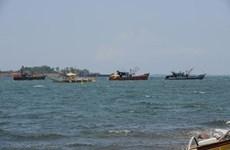Les Philippines arrêtent des dizaines de pêcheurs vietnamiens et chinois