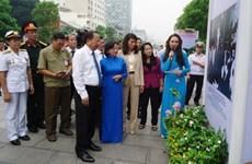 Hô Chi Minh-Ville: Des expositions sur l'Oncle Ho