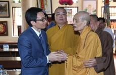 Le 2560e anniversaire de Bouddha célébré partout dans le pays