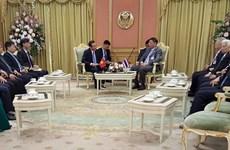 Approfondissement des relations d'amitié et de coopération Vietnam-Thaïlande