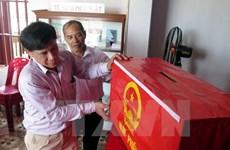 Les élections législatives et locales: tous les préparatifs sont achevés