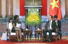La Banque mondiale s'engage à soutenir le Vietnam