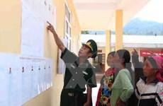 Elections 2016 : les préparatifs accomplis dans des zones en difficulté