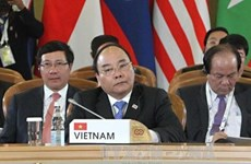 Sommet célébrant le 20e anniversaire du partenariat de dialogue ASEAN-Russie
