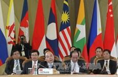 Nguyen Xuan Phuc rencontre ses homologues de l'ASEAN à Sotchi