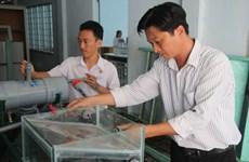 Un professeur de physique se consacre à l'eau potable