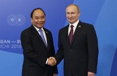 La visite en Russie du PM vietnamien contribue beaucoup au partenariat stratégique global