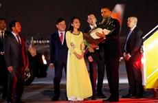 Des médias américains parlent de la visite officielle du président Obama au Vietnam