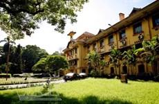 Le charme architectural français de Hanoi