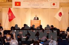 Le PM Nguyen Xuan Phuc au Dialogue sur la politique économique Vietnam-Japon