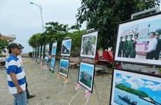 Exposition photographique sur la mer et les îles du pays