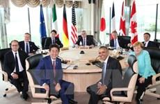 Les dirigeants du G7 s'engagent à coopérer pour garantir la sécurité de la navigation maritime
