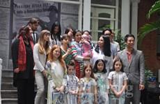 Programme artistique «Des anges de l'Italie » à Hanoi