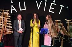 L'Association Au Viet voit  le jour en France