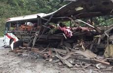 Huit Vietnamiens morts dans l'explosion d'un bus au Laos