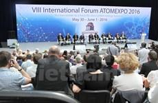 Le Vietnam au Forum international de l'énergie atomique en Russie
