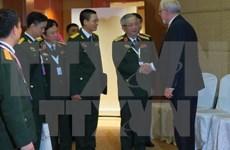Dialogue de Shangri-La 2016 : le Vietnam est toujours prêt aux dialogues bilatéraux