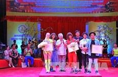 Clôture du Festival international du cirque 2016