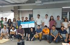 Une start-up vietnamienne sur le toit du monde