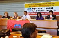 Le Vietnam participe à la conférence internationale du travail à Genève