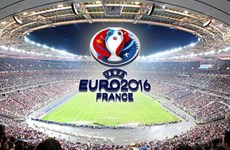 Hanoi salue l'Euro 2016