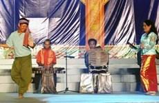 """Préservation du chant """"Aday"""" de l'ethnie Khmer"""