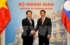 Vietnam-Laos : volonté commune de renforcer les liens bilatéraux