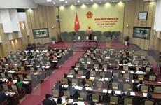 Le Conseil populaire de Hanoi tient sa première session du mandat 2016-2021