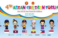 Le Vietnam organisera le 4e Forum des enfants de l'ASEAN