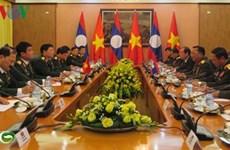 Vietnam et Laos renforcent leur coopération dans la défense