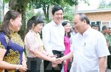 Le PM Nguyen Xuan Phuc se rend dans la province de Dak Lak