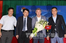 Jürgen Gede, directeur technique du football vietnamien