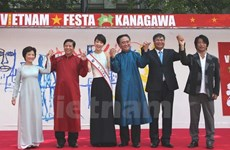 Bientôt la 2e fête du Vietnam à Kanagawa (Japon)