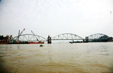 Ligne ferroviaire Nord-Sud : le pont Ghenh rouvert à la circulation