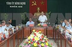 La province de Binh Dinh est appelée à devenir un centre économique maritime