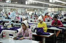 Cambodge : une croissance économique de 7,1% en 2016