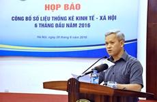 La croissance vietnamienne s'établit à 5,52% au premier semestre