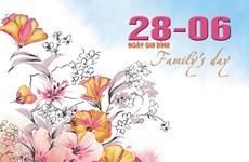 Célébration de la Journée de la famille vietnamienne