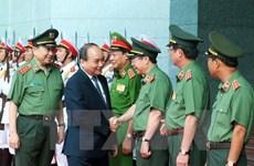 Maintenir la sécurité et l'ordre social au service du développement socioéconomique du pays