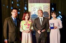 Viettel remporte un prix d'or des IT World Awards