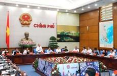 Le PM préside une vidéo-conférence sur le développement socio-économique