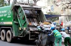 La ville de Hanoi remédie à la collecte des ordures ménagères
