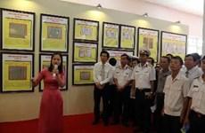 Exposition de cartes et d'archives sur Hoang Sa et Truong Sa à Kien Giang