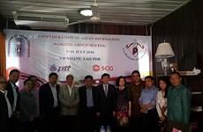 Le Vietnam à la réunion du groupe d'action de la Confédération des journalistes de l'ASEAN
