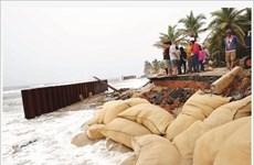Quang Nam : mesures sollicitées pour une protection côtière durable