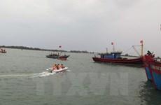 Cinq pêcheurs malaisiens sauvés par des Vietnamiens