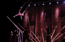 """L'œuvre de cirque """"Mon Village"""" bientôt rejouée"""